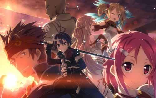 Top 12 Anime of 2012