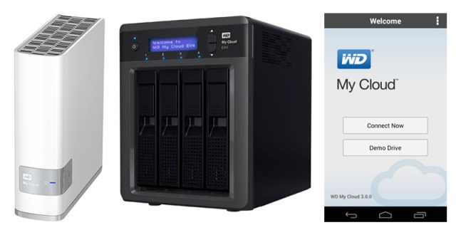 """Saving memories one upload at a time with WD's """"My Cloud"""" Personal Cloud Storage"""