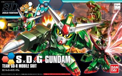 SxDxG Gundam 4