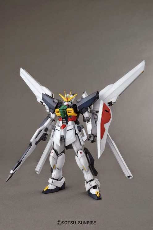 mg gundam double x 3