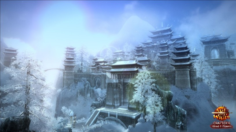 Age of Wulin - Chapter 6 - Blood & Flowers - Lingxiao City