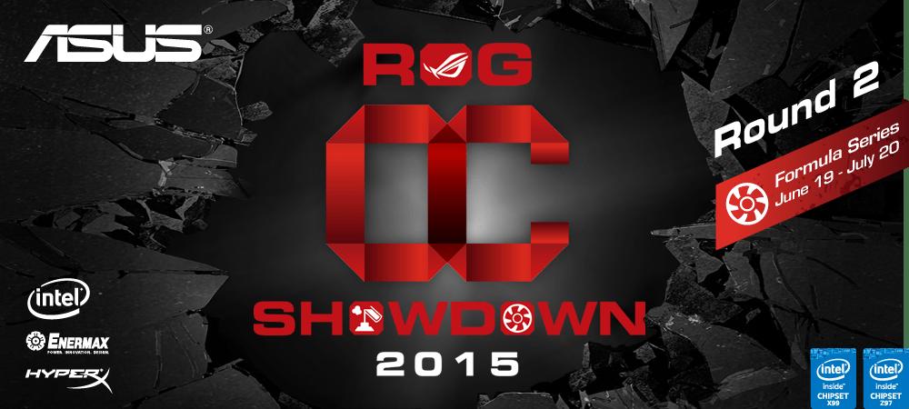 [PR] ASUS Republic of Gamers Announces OC Showdown 2015 Formula Series R2 (2)