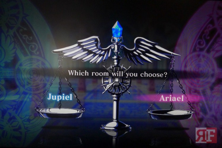 Yes, choosing a room can be a chore