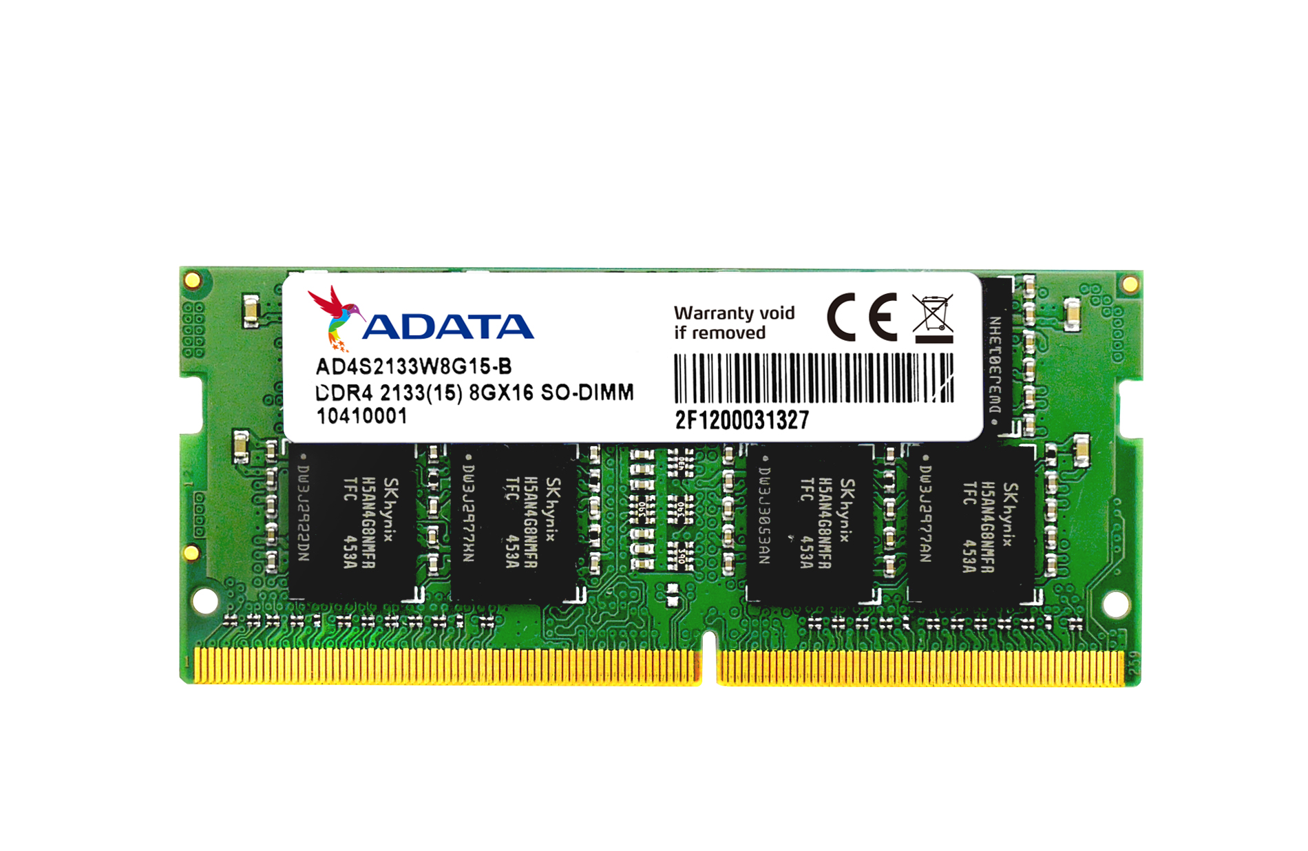 ADATA® Technology, a leading manufacturer of high performance DRAM modules  and NAND Flash application products, today launched Premier DDR4 2133  SO-DIMM ...