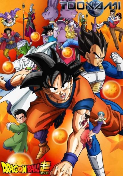 Dragon Ball Super on Toonami