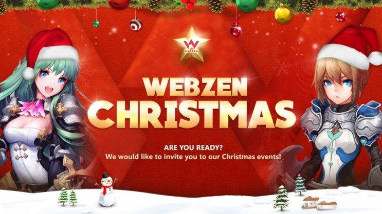 WEBZEN_Christmas