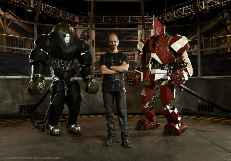 ROBOT COMBAT LEAGUE -- Season: 1 -- Pictured: Mark Setrakian (Photo by: Tommy Garcia/SyFy)