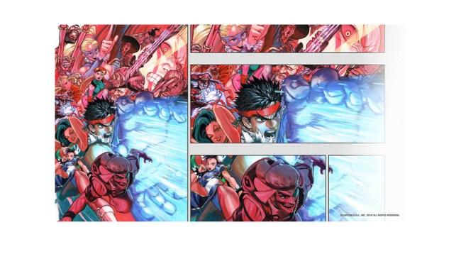 Street Fighter V - Yusuke Murata Custom