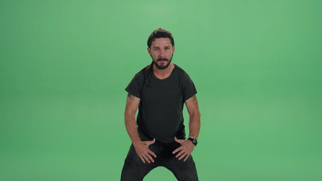 In the immortal words of Shia LaBeouf: JUST DO IT!