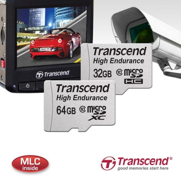Transcend_High Endurance microSD