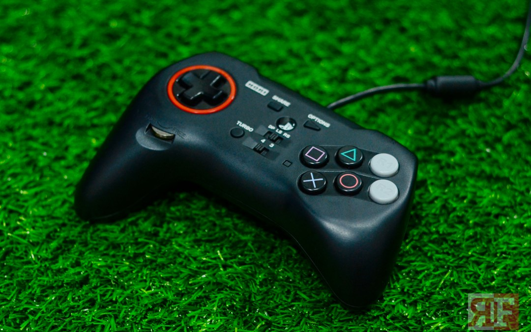 HORI Fighting Commander 4 Controller for PlayStation 4/3