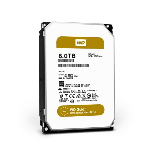 WD Gold A