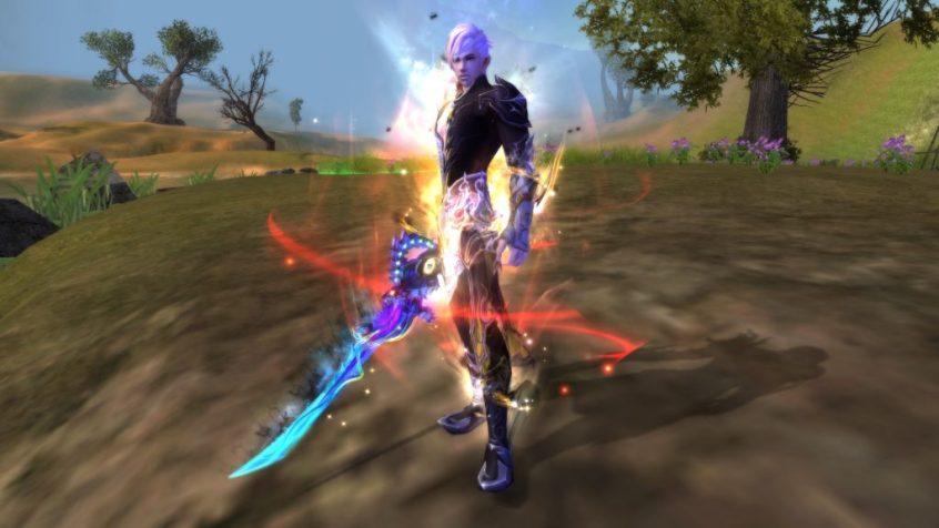 4 Ye Ying a powerful warrior
