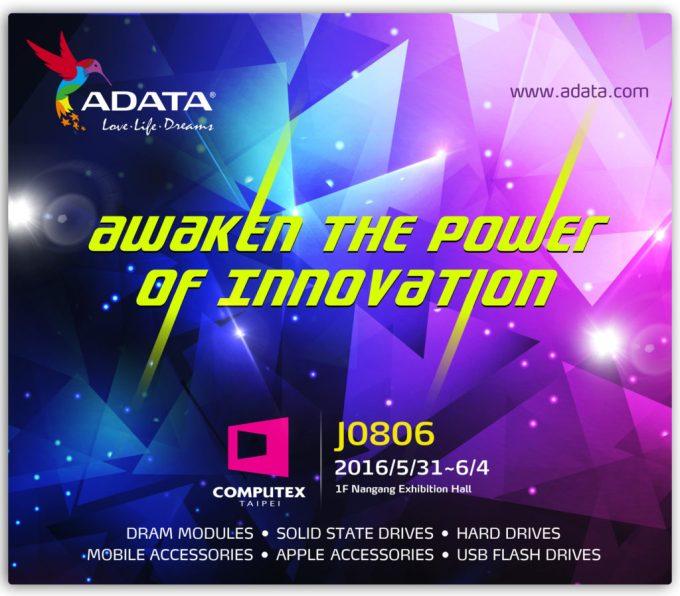 ADATA Computex 2016 Theme_EN