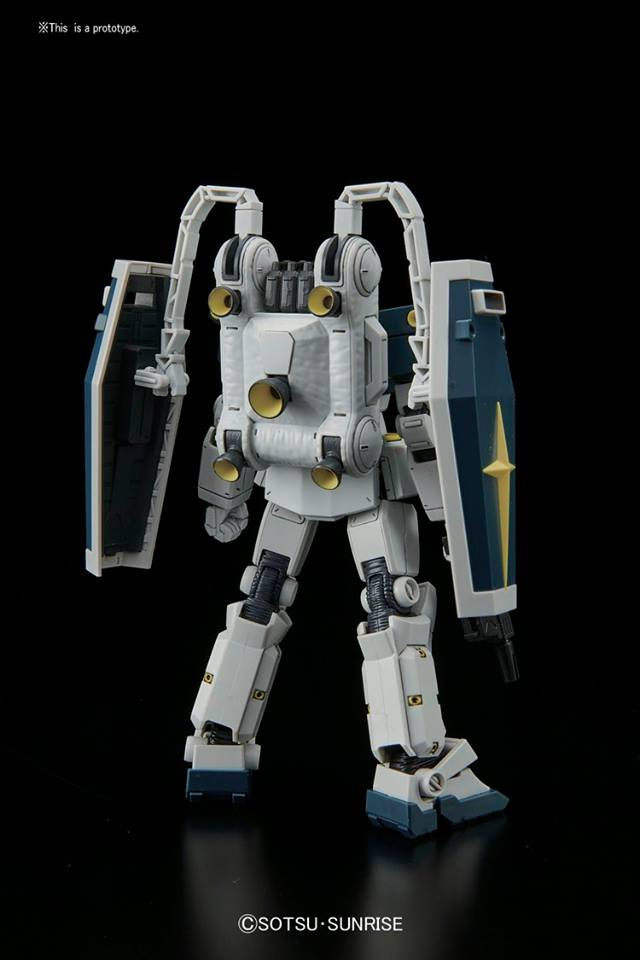 HG 1-144 GM [Gundam Thunderbolt Anime ver.] 2