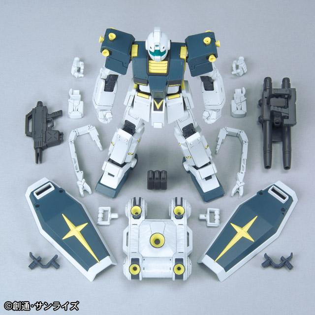 HG 1-144 GM [Gundam Thunderbolt Anime ver.] 3