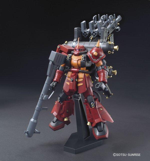 HG 1-144 High Mobility Type Psycho Zaku Gundam Thunderbolt Anime ver. 1