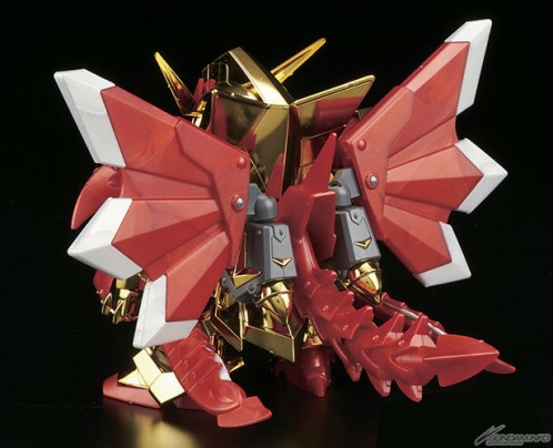 SD Legend BB Knight Superior Dragon 3
