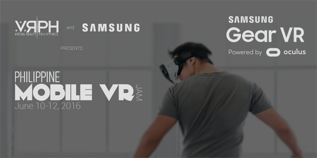 VR Philippines, together with Samsung host Philippine Mobile VR Jam