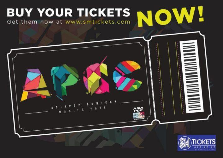 APCC Tickets