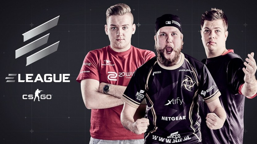 ELEAGUE on truTV and Warner TV