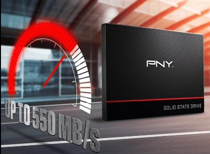 PNY SSD CS1311-Trusted-Performance