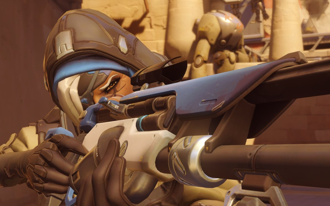 Overwatch gets its new character; Ana
