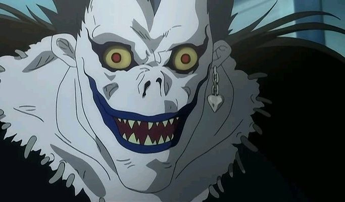 As Dafoe already played and voiced over the lunatic Green Goblin, he may not have problems giving life to Death Note's Ryuk.