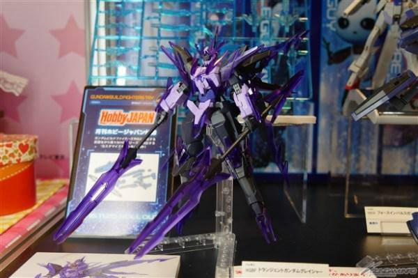 Transient Gundam Glacier