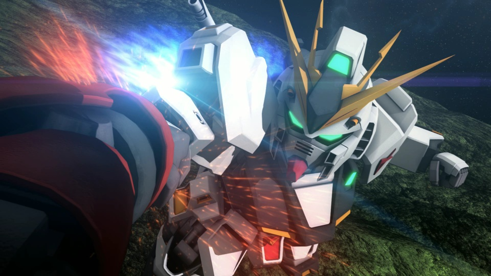 The English Version of SD Gundam G Generation Genesis Arrives this November 22