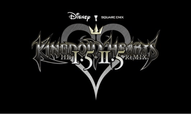 Kingdom Hearts HD 1.5 + 2.5 ReMIX Confirmed for PS4