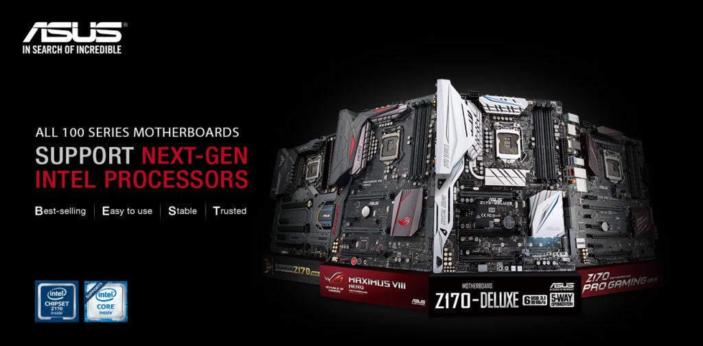 all-asus-100-series-motherboards-next-gen-intel-processors