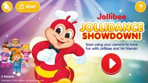 Jollibee introduces 'JolliDance Showdown' App