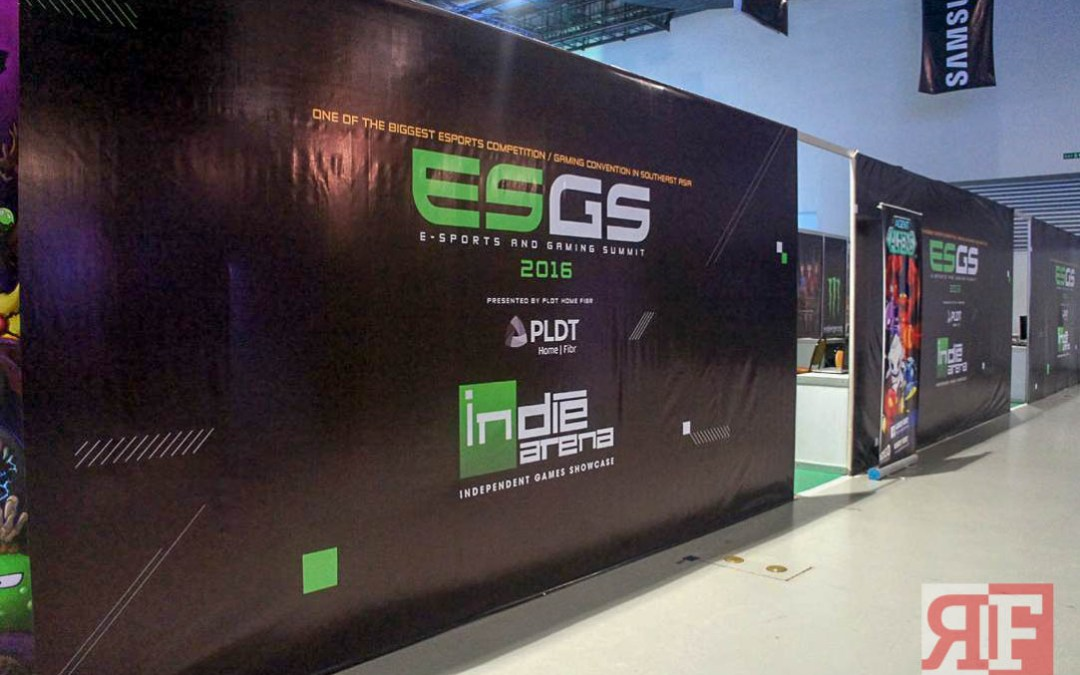 ESGS 2016: In the Eyes of the Convention Rookie