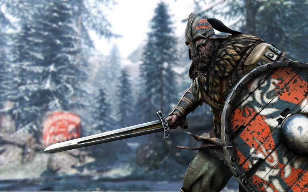 Ubisoft Announces For Honor™ Closed Beta Coming January 2017