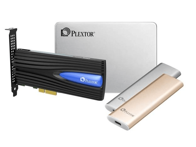 PLEXTOR Unveiling New Consumer 3D NAND SSDs at CES 2017