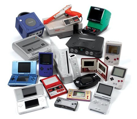 Check Out Nintendo's List of Total Hardware and Software Sales