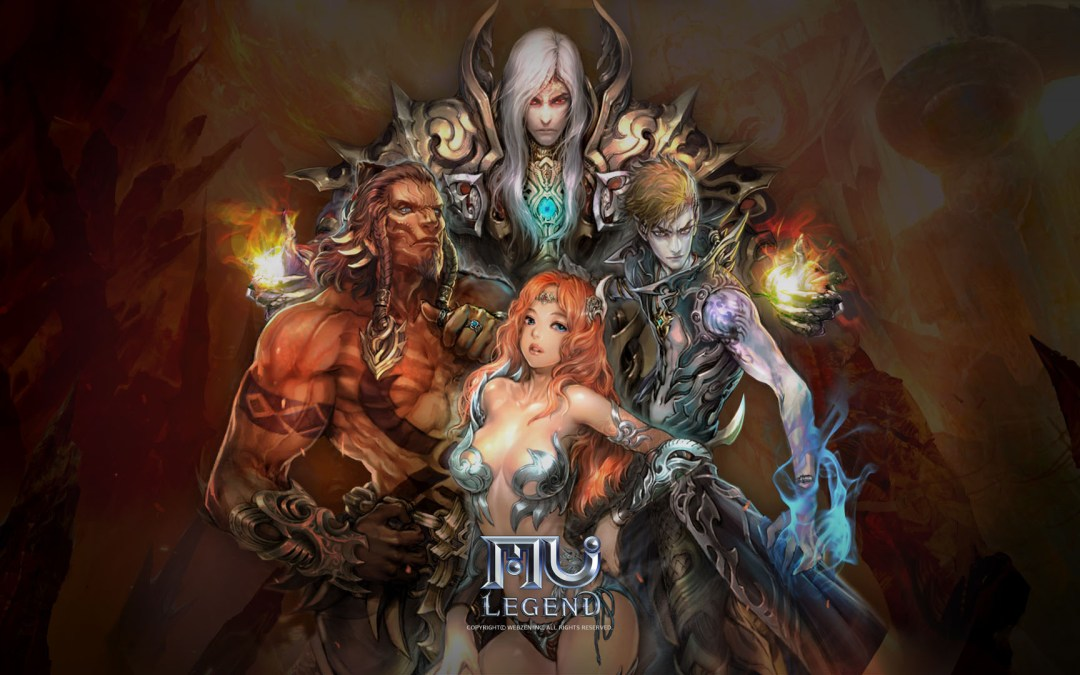 Win Access to MU Legend's Multilingual Second Closed Beta with Key Giveaways