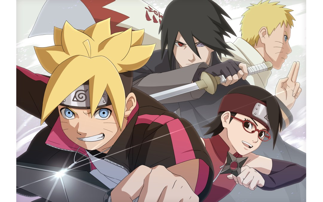 Road to Boruto is Now Available
