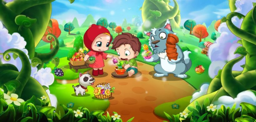Voting for Sky Garden Farm in Paradise in the 13th IMGA Global, get big rewards (1)