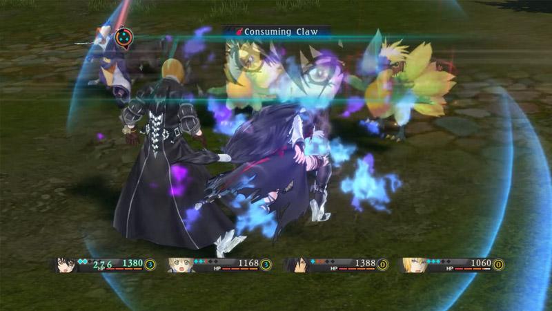 Quick Combat Guide: Tales of Berseria