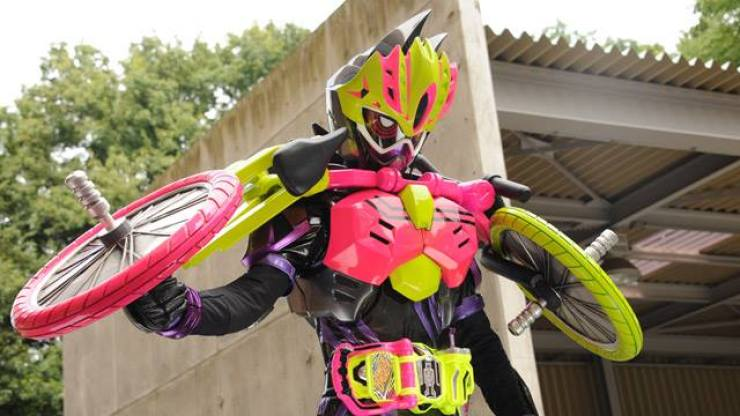 kamen rider ex-aid form