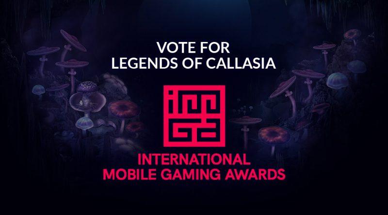 legend of callasia nomination
