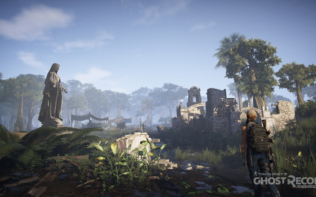 Tom Clancy's Ghost Recon Wildlands is Now Available