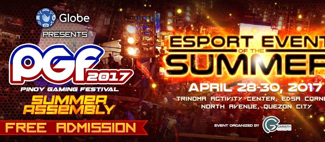 Pinoy Gaming Festival is Back With a New Home