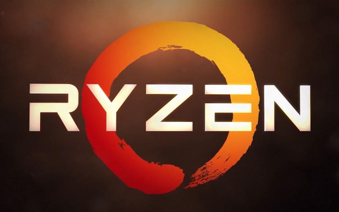 AMD Ryzen 5 CPUs to Power Performance Desktop PCs Starting  April 11