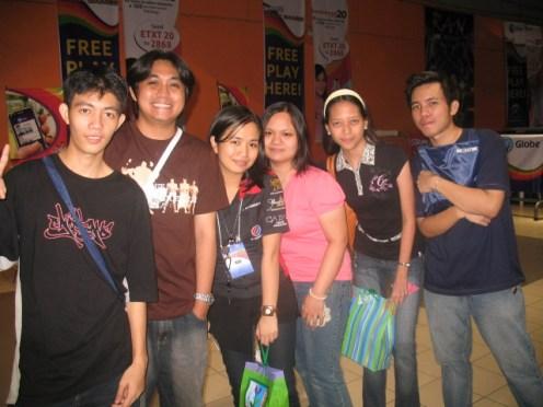 Granado Espada event Davao2