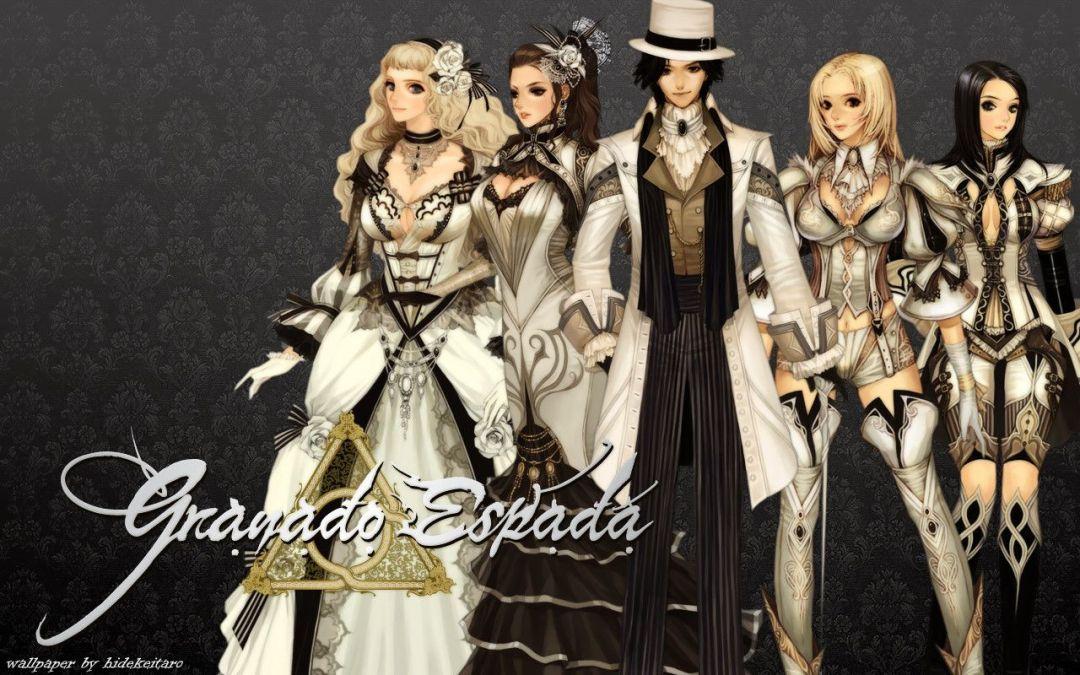 Last Granado Espada Memoirs: Featuring CM Veya