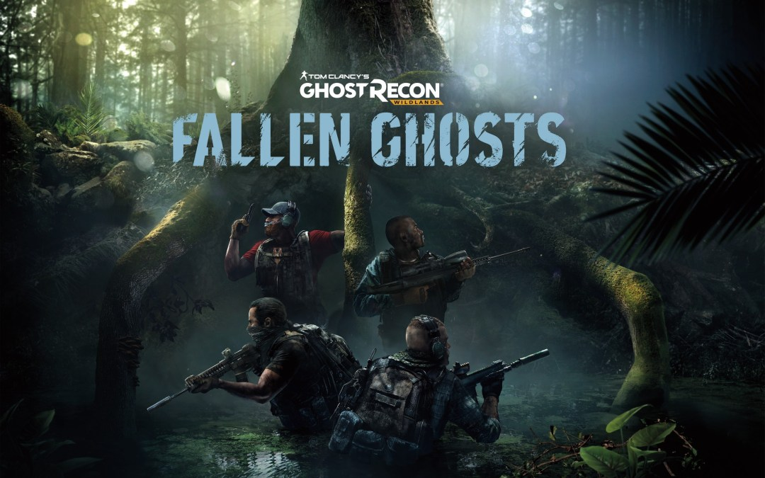 Hunters Become The Hunted In Tom Clancy's Ghost Recon Wildlands' Second Expansion
