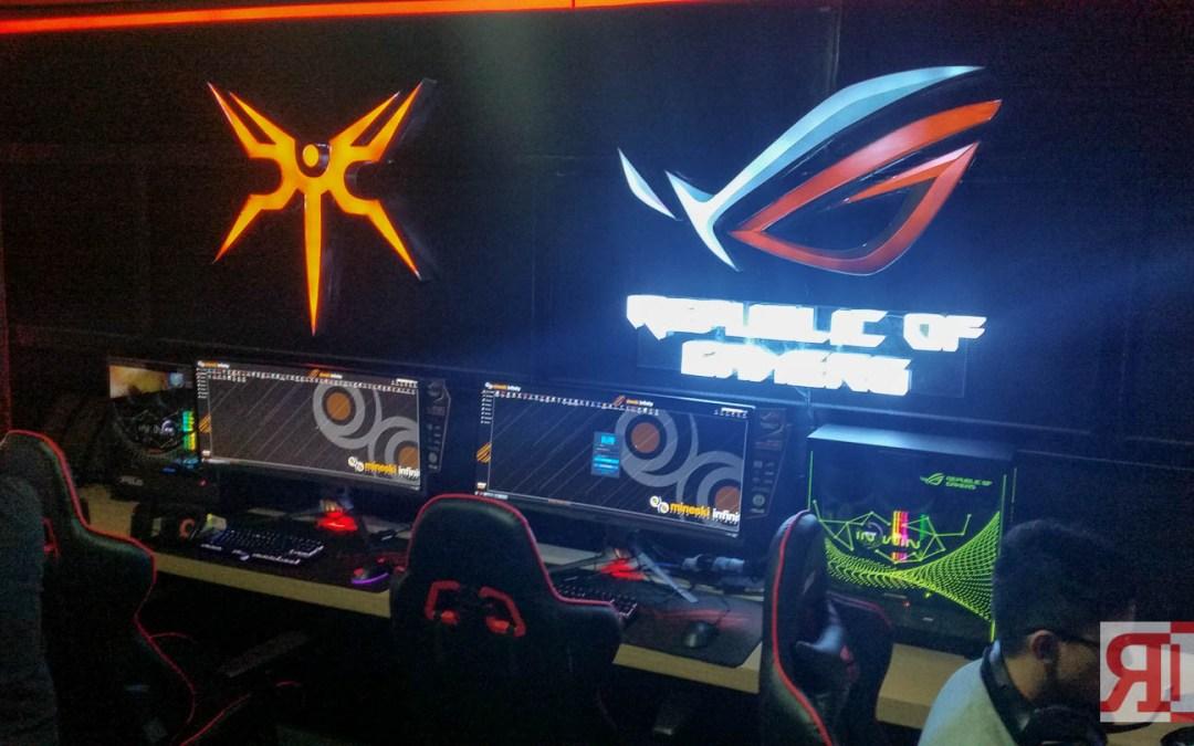 Asus Republic of Gamers and Mineski Launches Mineski Blitz